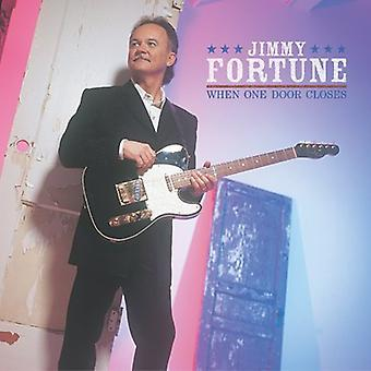 Jimmy Fortune - When One Door Closes [CD] USA import