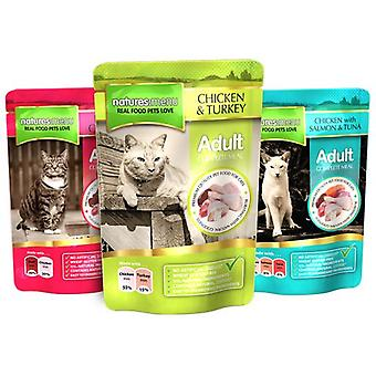 Natures Menu Cat Pouch Multipack (Cats , Cat Food , Wet Food)