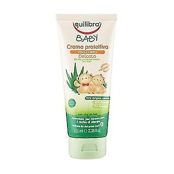 Baby Face-Body Protective Cream 100 ml grädde