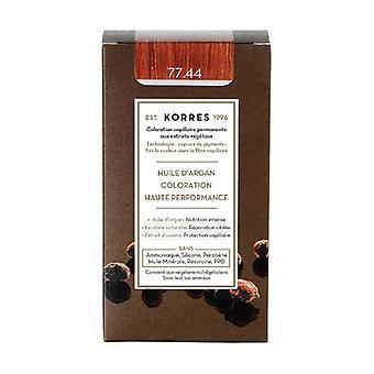 Permanent color argan oil, intense copper blonde 77.44 1 unit