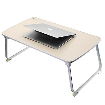 Portable Folding Small Table Desk Holder Stand for Laptop / Notebook, Support 18 inch and Below Laptops, Max Load Weight: 40kg, Desk Surface Size: 70*