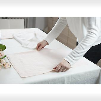 Set Of Handmade Linen Placemats