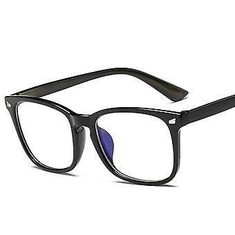 Unisex Anti Blue Rays Computer Gaming Glasses Anti Eye Strain Light Blocking