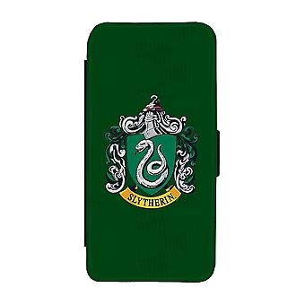 Harry Potter Slytherin iPhone 12 / iPhone 12 Pro Wallet Case