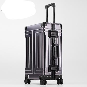 Spinner Travel Brand Suitcase