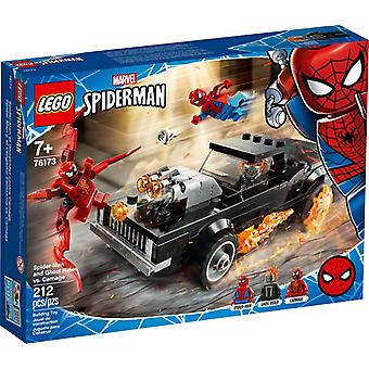 LEGO 76173 Spider-Man and Ghostrider vs. Carnage