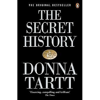 Den hemliga historien av Donna Tartt (Paperback, 1993)