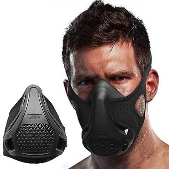 Oxygen Barrier Sports Mask Fitness Running Plateau Altitude Riding Training