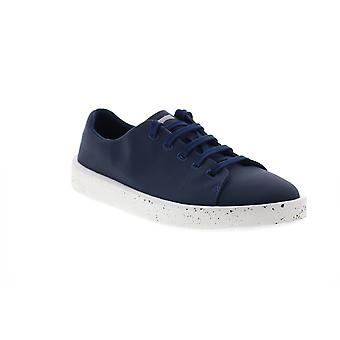 Camper Ensemble Ecoalf Mens Blue Canvas Euro Sneakers Chaussures