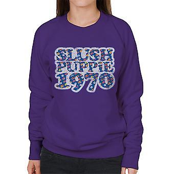 Slush Puppie Retro 1970 Women's Sweatshirt