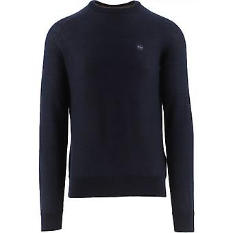 BOSS Navy Amador Sweatshirt