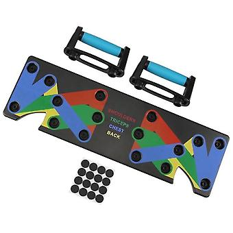 Fitness Equipment Rack Training Board Abs Abdominal Muscle Trainer Sports Home