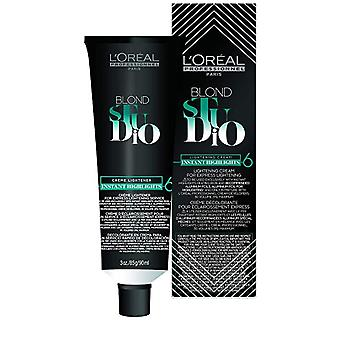 L'Oréal Professionnel Blond Studio Instant Highlights Lightening Cream