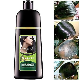 Orgaaninen luonnollinen nopea hiusväri (musta)