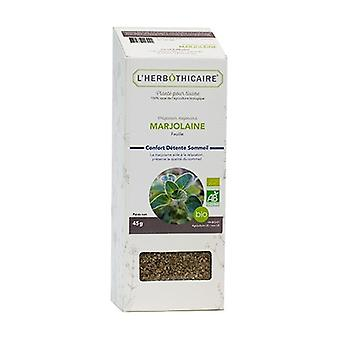 Organic marjoram leaf 45 g