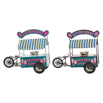 Fahrzeug Dekodonia Baumwolle Candy Dekoration Vintage (2 Stück) (32 x 13 x 28 cm)