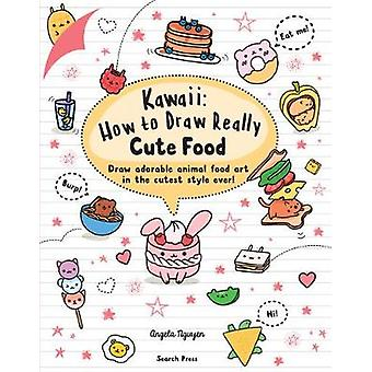 Kawaii How to Draw Really Cute Food Draw adorable animal food art in the cutest style ever