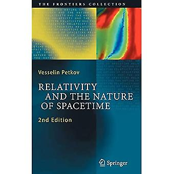 Relativität und die Natur der Raumzeit (The Frontiers Collection)