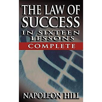The Law of Success - Complete by Napoleon Hill - 9789562911016 Book
