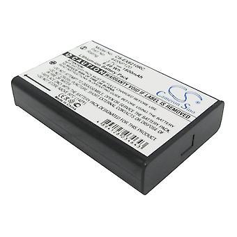 Akku D-Link Buffalo Pocket Wifi DWR-PG DIR-506L DWR-131 SharePort Go NEW