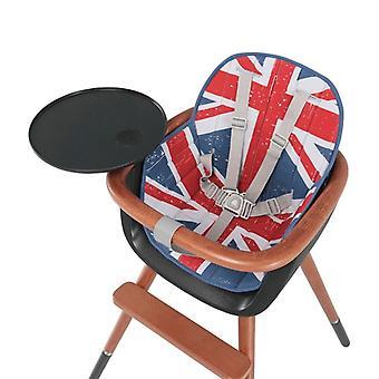 Coussin de siège pour la chaise haute ovo uk - micuna