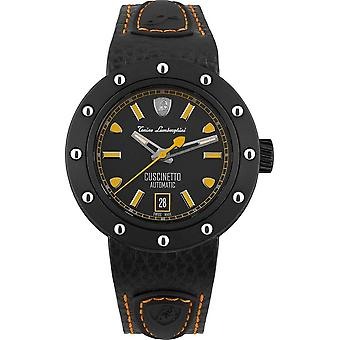 Tonino Lamborghini - Wristwatch - Men - Cuscinetto - orange - TLF-T01-3