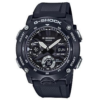 G-Shock GA-2000S-1AER Carbon Core Guard Wristwatch