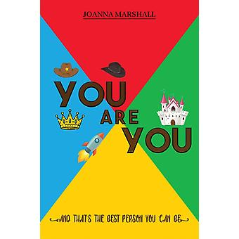 You Are You by Joanna Marshall