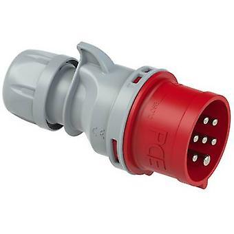 PCE Shark 027-6v CEE-kontakt 32 A 7-stifts 400 V 1 st