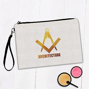 هدية ماكياج حقيبة: مهنة الهندسة المعمارية