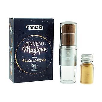 Namaki Gold Glitter Powder Magic Brush 4 g