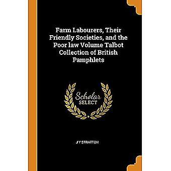 Trabalhadores rurais, suas sociedades amigáveis e a coleção de baixos volumes de lei Talbot coleção de panfletos britânicos
