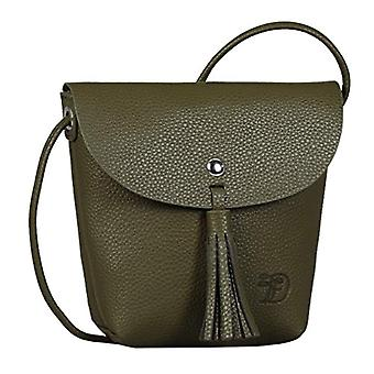 TOM TAILOR Denim Ida, Women's Shoulder Bag, Persimmon, S