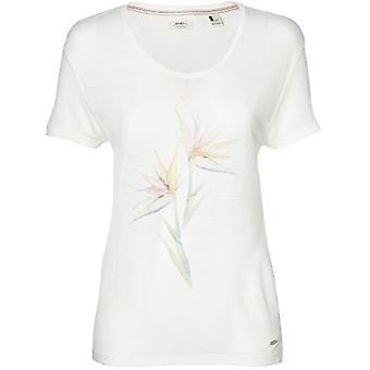 O'NEILL 8A7308, Naisten T-paita, Super Valkoinen, S