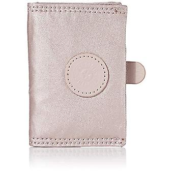 Kipling Card Keeper - Kvinders tegnebøger, Pink (Metallic Rose), 7x10x1 cm (B x H T)