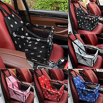 1Pcs car pet carrier waterproof folding dog seat