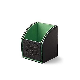 Dragon Shield Trading Card Nest Box - Black/Green