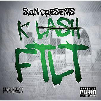 Klashnekoff – F**k The Long Talk (FTLT) Vinyl