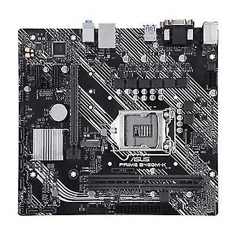 Asus PRIME B460M-K, Intel B460, 1200, Micro ATX, 2 DDR4, VGA, DVI, M.2
