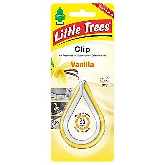 Saxon Little Trees Clip Vanilla