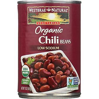 Westbrae Bean Chili Ff Org, Case of 12 X 15 Oz