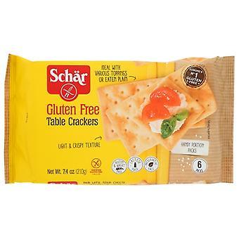 Schar Cracker Gf Table Wf, Case of 5 X 7.4 Oz