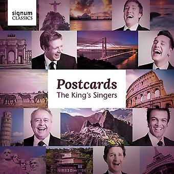 Chilcott / Kodaly / Yepez / Kings Singers - Postcards [CD] USA import