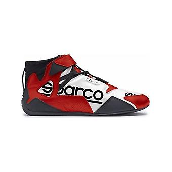 Racing støvler Sparco Apex RB-7 Rød