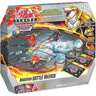 Bakuganin taistelumatriisi