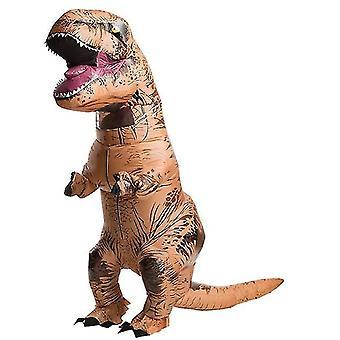 Alkuperäinen puhallettava dinosauruspuku, T-rex, Standard