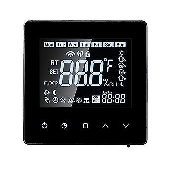 Wi-Fi Inteligentny termostat LCD Ekran dotykowy Programowalny termostat z ogrzewaniem kotła gazowego WIFI 3A
