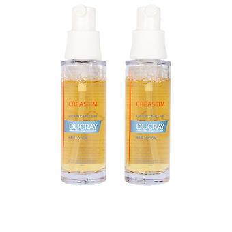 """טיפול נגד נשירת שיער Creastim Ducray טיפול נגד נשירת שיער (2 x 30 מ""""ל)"""