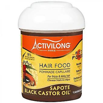 Activilong Actiforce Hair Food Hair Pomade - Carapate And Sapote - 125 Ml