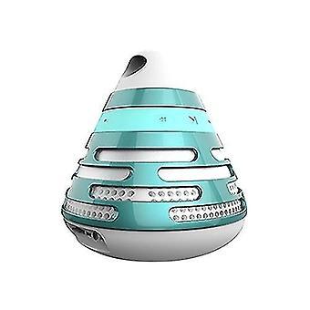 Nuovo altoparlante BS-06 BT Microfono wireless integrato microfono vivavoce BT Altoparlante verde